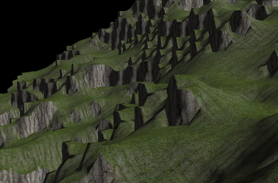 Procedural Hex Terrain