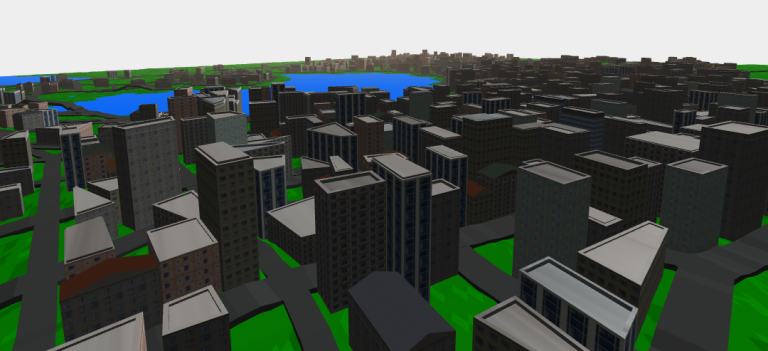 procedural-city-generation